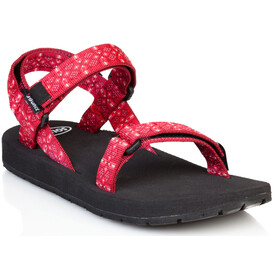 SOURCE Classic Sandals Women red